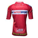 Scarlets 2016/17 Home Kids Replica S/S Rugby Shirt