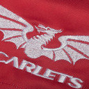 Scarlets 2016/17 Home Match Rugby Shorts