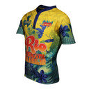 Rio Revellers S/S Rugby Shirt