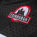 Edinburgh 2016/17 Home Kids S/S Replica Rugby Shirt