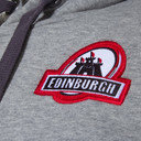 Edinburgh 2016/17 Heavy Cotton Hooded Rugby Sweat