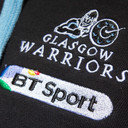 Glasgow Warriors 2016/17 Cotton Full Zip Hooded Rugby Sweat