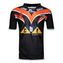 Castleford Tigers 2016 Alternate Super League S/S Rugby Shirt