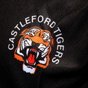 Castleford Tigers 2016 Technical Rugby Polo Shirt