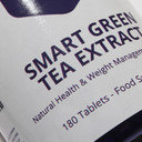 Smart Green Tea Extract Tablets 180 Pack