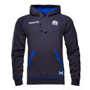Scotland 2016/17 Heavy Cotton Hooded Rugby Sweat
