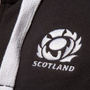 Scotland 2016/17 Cotton Full Zip Hooded Rugby Sweat