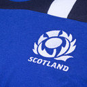 Scotland 2016/17 Players Cotton S/S Rugby T-Shirt