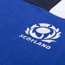 Scotland 2016/17 Kids Cotton S/S Rugby T-Shirt