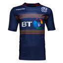 Scotland 7s 2016/17 Home S/S Replica Rugby Shirt