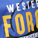 Western Force 2016 Super Rugby Graphic T-Shirt