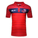 Queensland Reds 2016 Super Rugby Supporters Polo Shirt