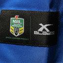 Parramatta Eels NRL Home 2016 S/S Rugby Shirt
