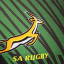 South Africa Springboks 7s 2015/16 Home Pro Rugby Shirt
