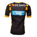 Wasps 2016/17 Home S/S Players Rugby Test Shirt