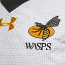 Wasps 2016/17 Alternate S/S Players Rugby Test Shirt