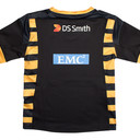 Wasps 2016/17 Kids Home Replica Rugby Shirt