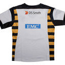 Wasps 2016/17 Kids Alternate Replica Rugby Shirt