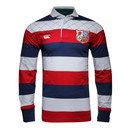 British & Irish Lions 1888 L/S Stripe Rugby Shirt