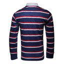 British & Irish Lions 1888 L/S Classic Stripe Rugby Shirt