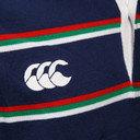 British & Irish Lions 1888 Stripe Pique Rugby Polo Shirt