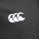 Ireland IRFU 2016/17 Striped Rugby Polo Shirt