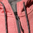 Tri-Blend Full Zip Hooded Sweat