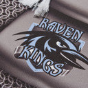 Raven Kings Home Players Rugby Shorts