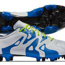 X 15.2 FG/AG Leather Football Boots