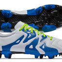 X 15.3 FG/AG Leather Football Boots