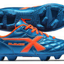Young Legend Flash Cyber FG Kids Rugby Boots