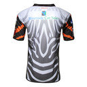 Castleford Tigers 2016 3rd Super League S/S Rugby Shirt