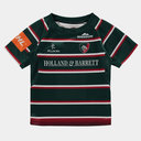 Leicester Tigers Home Jersey Junior Boys