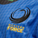 Western Force 2016 Super Rugby Home Replica Rugby Shirt