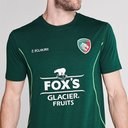 Leicester Tigers T Shirt Mens