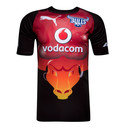 Bulls 2016 Alternate Super Rugby S/S Shirt