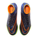 Hypervenom Proximo Kids Street TF Football Trainers