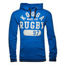 97 Graphic Hooded Rugby Sweat