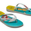Havaianas Mens Snoopy Flip Flops