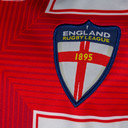 England Rugby League 2016/17 Home Kids S/S Replica Rugby Shirt