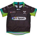 Ospreys 2016/17 Infant Home Replica Rugby Shirt
