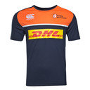 Netherlands 2016/17 Players Rugby Training T-Shirt