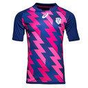 Stade Francais Home 2016/17 Replica S/S Rugby Shirt