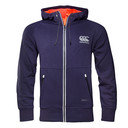Vaposhield Full Zip Hooded Rugby Sweat