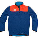 Vapodri Kids 1/4 Zip Thermal Training Jacket