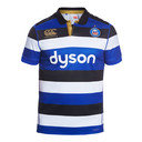 Bath 2016/17 Home S/S Pro Rugby Shirt