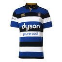 Bath 2016/17 Home S/S Classic Rugby Shirt