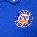 Bath 2016/17 Rugby Training Polo Shirt