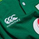 Ireland IRFU 2016/17 Ladies Home Classic L/S Rugby Shirt