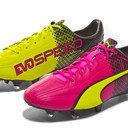 evoSPEED II SL Leather Tricks FG Football Boots